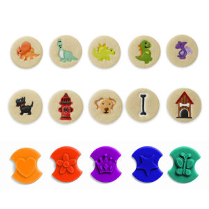 Cookie Cutter and Stamp, Dog Shapes pictures & photos
