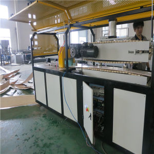 PVC Ceiling Panel Extruder Machine pictures & photos
