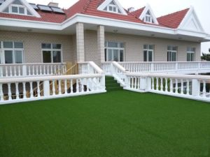 Field Grass, Wear-Resistance 20mm-50mm Synthetic Grass pictures & photos