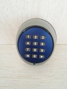 Wireless Remote Control Keypad Lock pictures & photos
