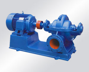 Ots Types Double-Suction Axial Split Volute Casing Fresh Water Centrifugal Pump pictures & photos