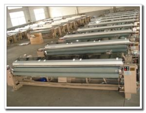 Weaving Mahing Plain Shedding Water Jet Loom (HXZD-190) pictures & photos