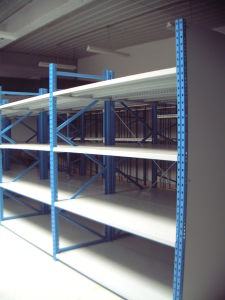 Industrial Light Duty Storage Steel Shelf pictures & photos
