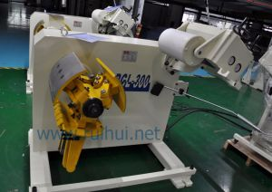 Rgl-300 Is The Metal Uncoiler Machine pictures & photos