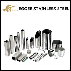 Foshan Supplier ISO 9001 Ss 201 304 316 Stainless Steel Tube pictures & photos
