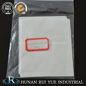 Laser Cutting Alumina Ceramics Substrate and Plate and Disc pictures & photos