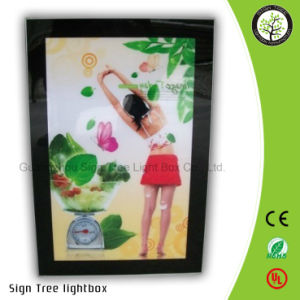 New Slim Magnetic Aluminium Material LED Light Boxes pictures & photos