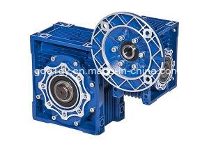 RV Aluminium Alloy Worm Reducer pictures & photos