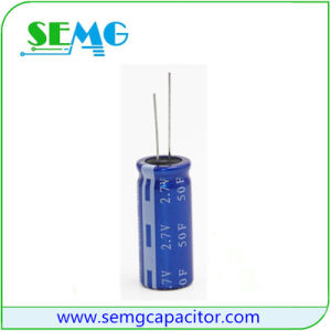 2.5V 150f Super Start Capacitor Qualified by Ce ISO9001 pictures & photos