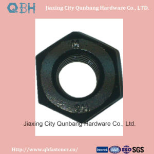Heavy Strength Nuts (1/4′-4′ Black High Quality ASTM A194-2h) pictures & photos