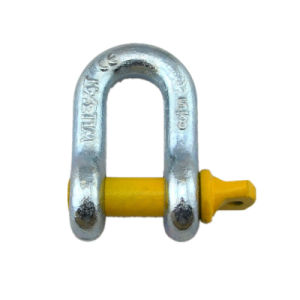 G210 Chain Shackle / Us Type Screw Pin Drop Forged pictures & photos