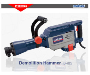 85mm High-Power Demolition Hammer Drill with Good Quality pictures & photos