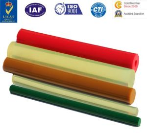 High Elastic Polyurethane Rod PU Rod Urethane Rod Elastic Plastic Rod - 85A pictures & photos