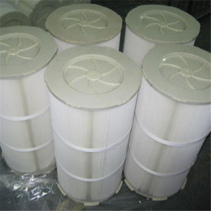 Cylindrical Air Filter Cartridge for Dust Collector pictures & photos