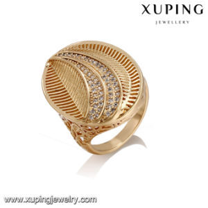 14390 Fashion Gold Jewelry Metal Alloy Ring pictures & photos