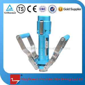 LNG Stainless Steel Quick Disconnect Coupling Fueling Nozzle for LNG Station pictures & photos