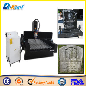 Good Price Stone Carving Engraving CNC Router Machine for Tombstone pictures & photos