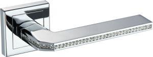 Hot Zinc Alloy Door Lock Handle (Z0-0174 CP) pictures & photos