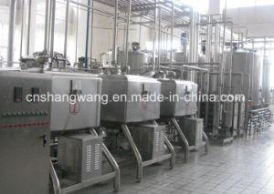 5t/H Complete Yogurt/Milk/Production Line pictures & photos