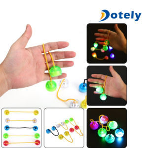 Luminous Color Fidget Finger Spinning Balls pictures & photos