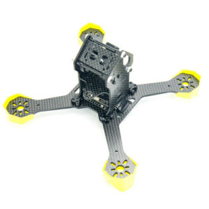 New Arrival Star Power STP-Zx5 190mm Carbon Fiber Frame Kit for Fpv Racer Camera Drones RC Multicopter pictures & photos