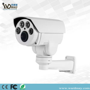 4.0MP HD Wdm Waterproof 10X Zoom Onvif P2p PTZ IP Cameras with Poe pictures & photos