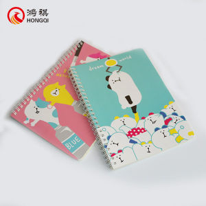 Cartoon Spiral Notebook pictures & photos