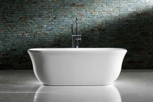 Classis Acrylic Bathtub By1830 pictures & photos