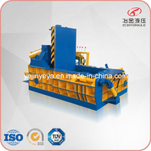 Ydf-160A Hydraulic Metal Scrap Recycling Machinery Baler (factory) pictures & photos