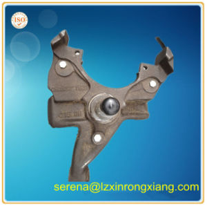 Iron Casting Drop S10 Cast Steering Knuckle Spindle pictures & photos