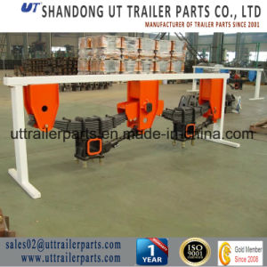 Trailer Suspension/American Style Suspension/Mechanical Suspensions/China Made Suspension pictures & photos