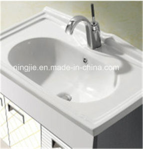 Stainless Steel Bathroom Cabinet with Side Cabinet (T-9591) pictures & photos