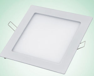 LED Lighting 3W Square Shape LED Panel Light pictures & photos