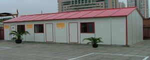 Widely Used Long Life Prefab House/ Labor Accommodation/ Dormitory House pictures & photos