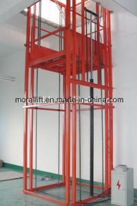 Stationary Hydraulic vertical platform Lift for Sale pictures & photos
