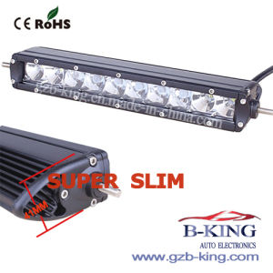 Super Slim 13.2 Inch 50W CREE LED Offroad Light Bar pictures & photos