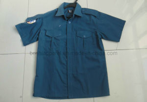 New Security Short Sleeve Shirt in 2014 (SEU24) pictures & photos