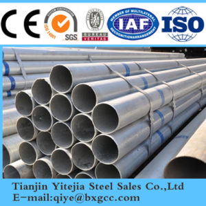Galvanized Steel Pipe Price Q235 pictures & photos