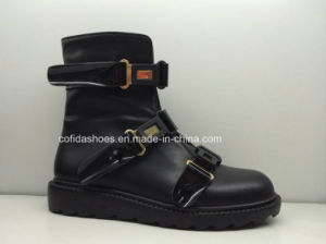 Industrial Low Heels Work Women Safety Shoes pictures & photos