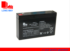 6FM7 Standard Lead Acid Gel Battery for Security System pictures & photos