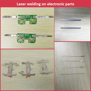200W Spot Laser Welding Machine for Jewelry, Necklace, Ring, Bracelet, Bangle pictures & photos