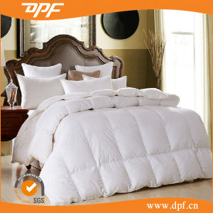 Cheap Hotel Collection Polyester Filled Comforter Set for Hotel Use pictures & photos