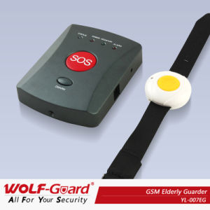 Wolfguard GSM Sos Emergency Help Security Alarm System for Disabled, Elderly People with Push Button pictures & photos