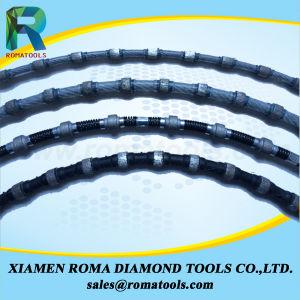 Romatools Diamond Wire Saws for Granite, Quarrying, Granite Block pictures & photos
