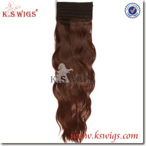 100% Real Remy Human Hair Indian Hair Extension pictures & photos