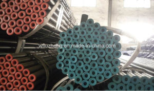 "Cold Drawn Steel Tube, Carbon Steel Tube, ASTM A106 B Carbon Pipe 3"" 4"" 11.8m pictures & photos"
