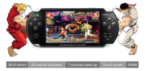 Digital Handheld Pvp Game Player with TV Output (v5200)