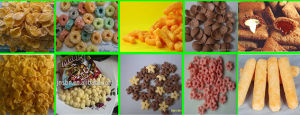 Corn Flakes Manufacture Line pictures & photos