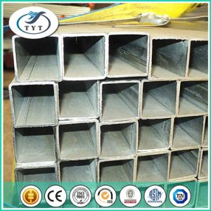Tyt China Supplier of Galvanized Square Pipe for Building The Foundation, High-Speed Rail, Sports Equipments pictures & photos