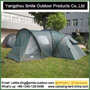 New Design Solar Power China Luxury Big Waterproof Family Tent pictures & photos